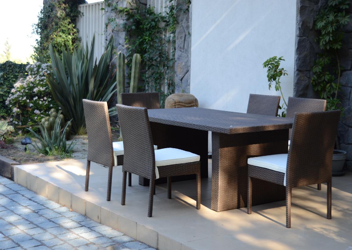 terraza muebles el mueble girona en la terraza prgola de